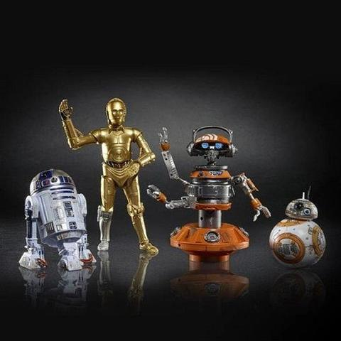 Disneyland Star Wars Black Series Galaxy/'s Edge Smugglers Run Hasbro Figure Set