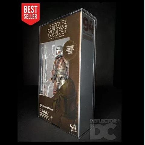 "Deflector DC® Display Case Empire Strikes Back 3.75/"" Retro Collection Figure"